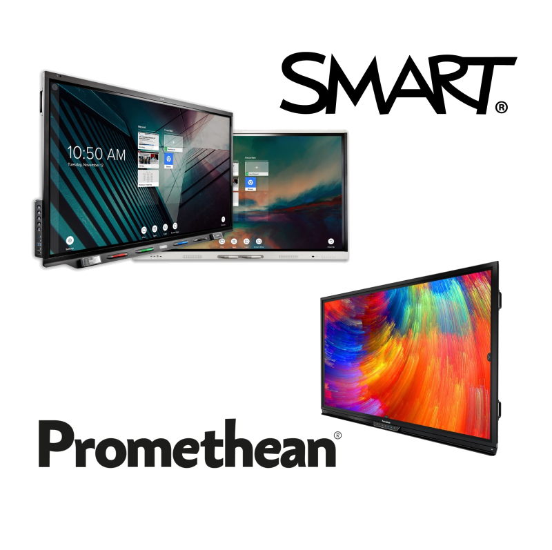 Smart und Promethean Panels