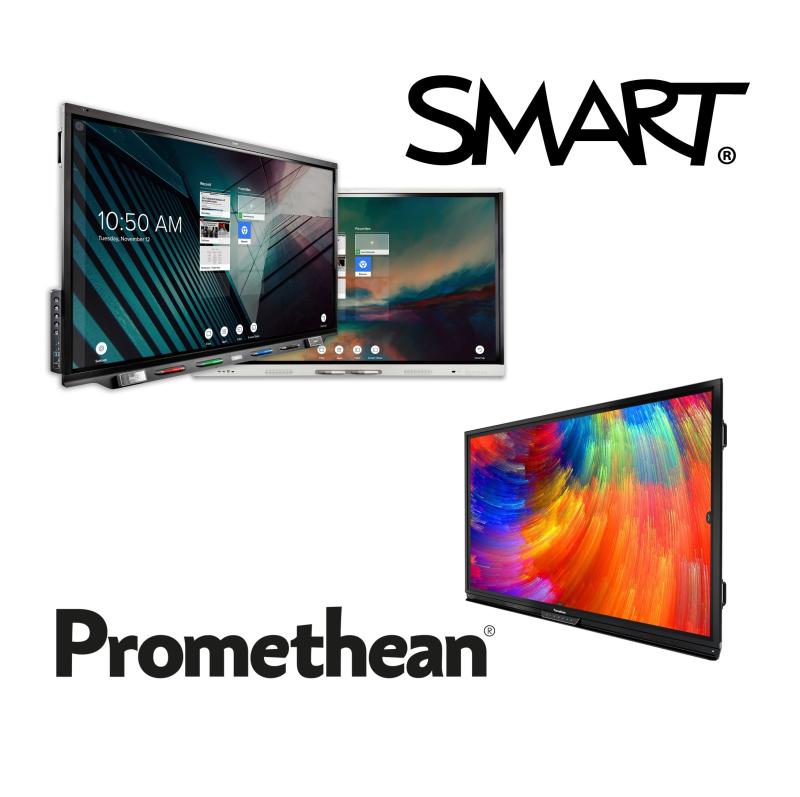 Smart und Promethean Panels