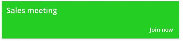 StarLeaf Green Button
